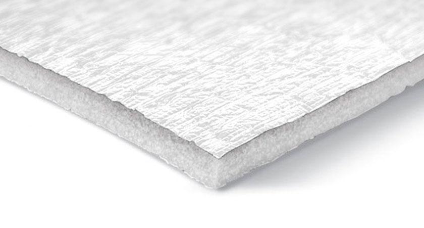 espuma polietileno aislante aluminizada