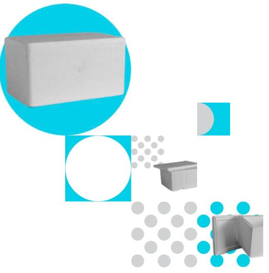 caja térmica alimentos