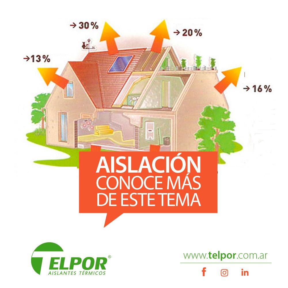 aislacion termica de edificios argentina