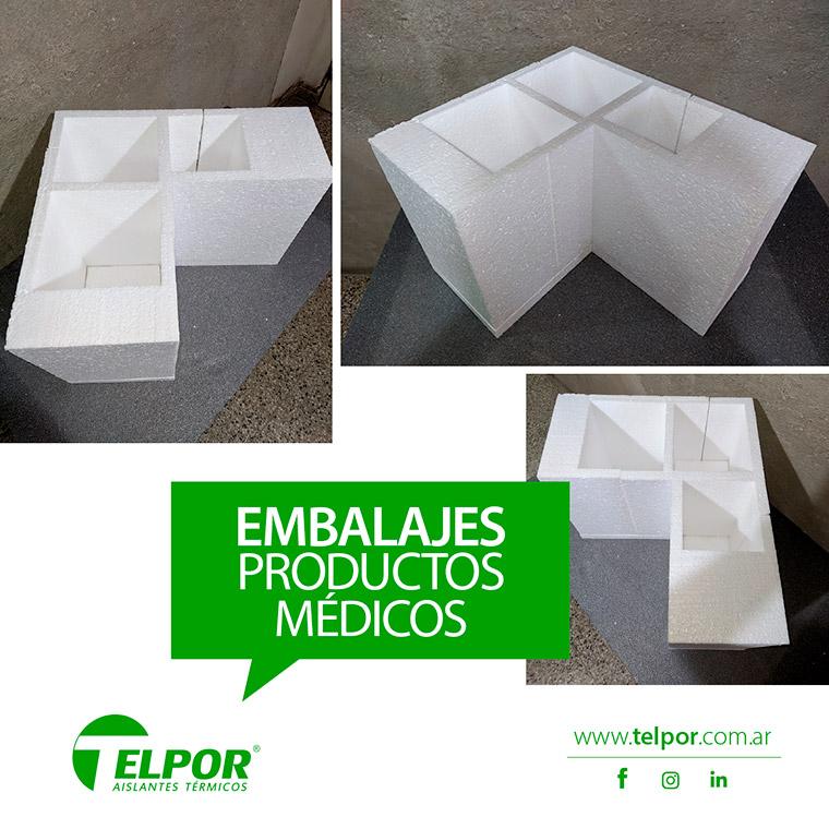 embalajes productos telgopor